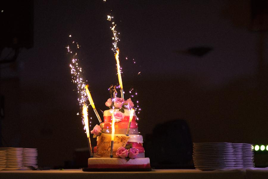 gâteau mariage cadillac