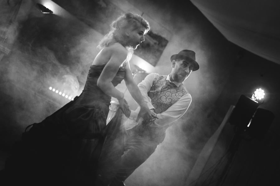 première danse rythmée