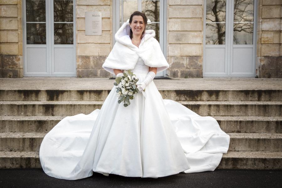 reine des neiges mariée