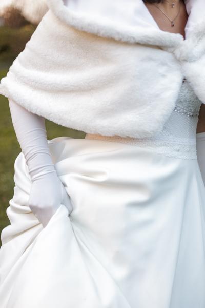 robe hiver mariage