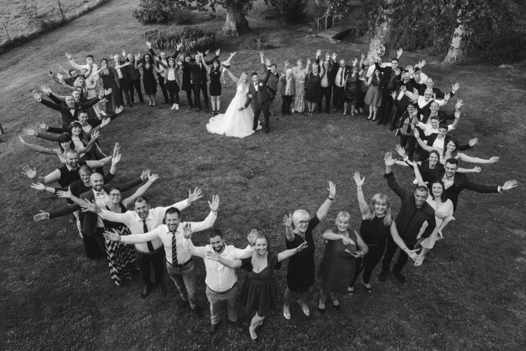 photo groupe coeur gironde aquitaine