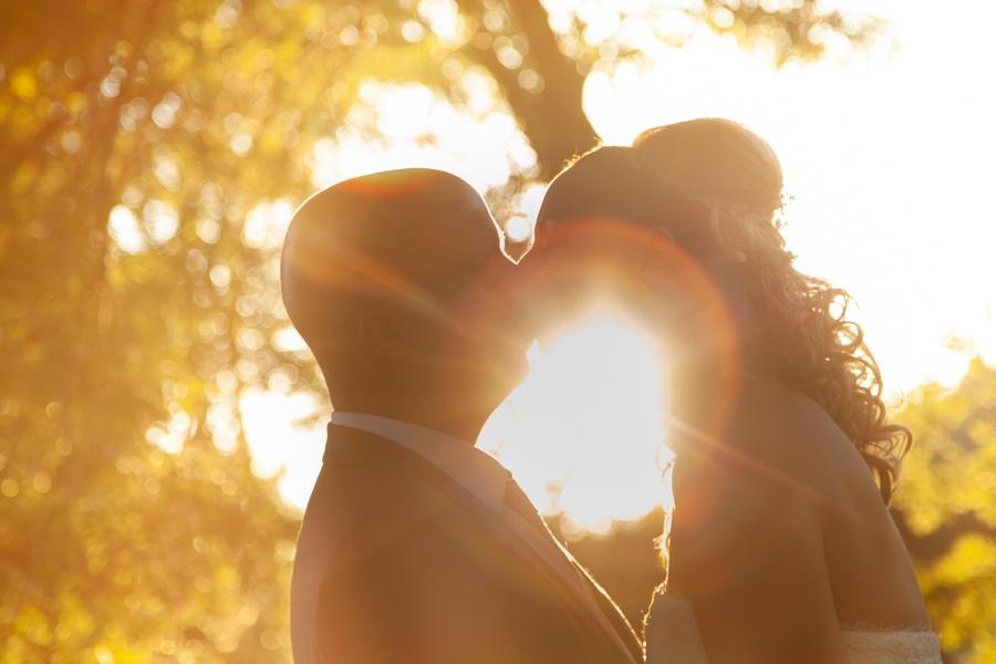 photographe mariage coucher soleil