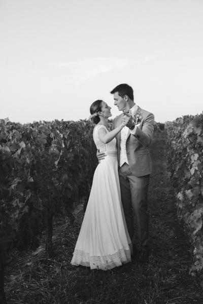 photo couple vignes