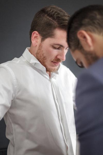 chemise marié