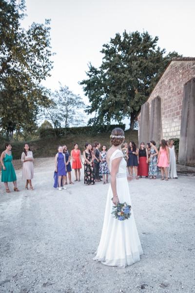 mariage château goudichaud